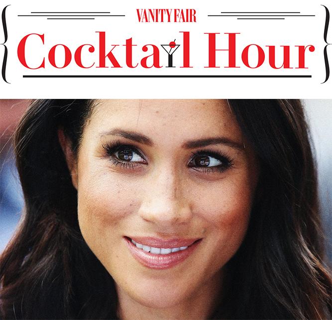 Vanity Fair - Meghan's Transformational Year
