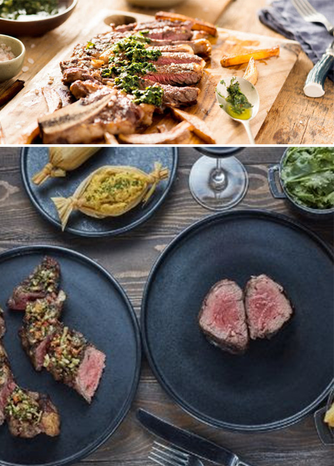 OpenTable - Gaucho: 3 courses & wine £35 (various locations)