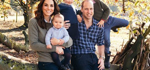 Royal Watch - A Tale of Two Royal Christmas Cards