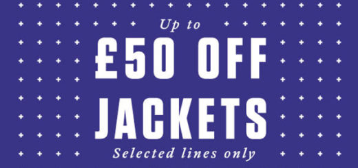 snow and rock  – save up to £50 on selected jackets