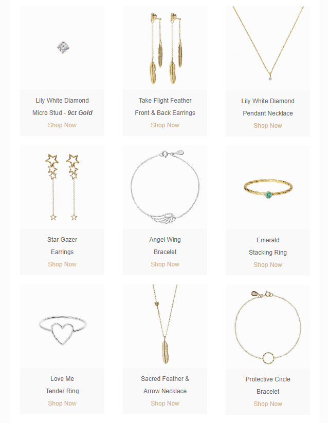 Phoebe Coleman Jewellery - UK Xmas Shopping Deadline Is Tomorrow!
