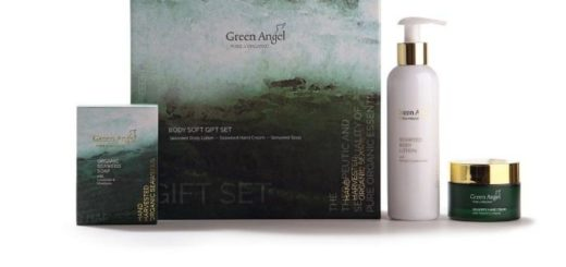 gift sets from green angel
