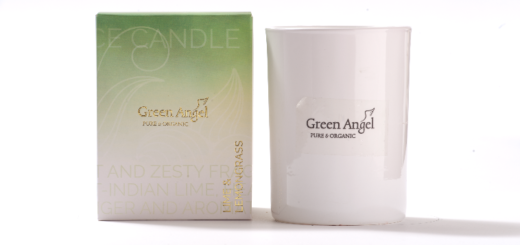 the perfect christmas gift: home fragrances from green angel