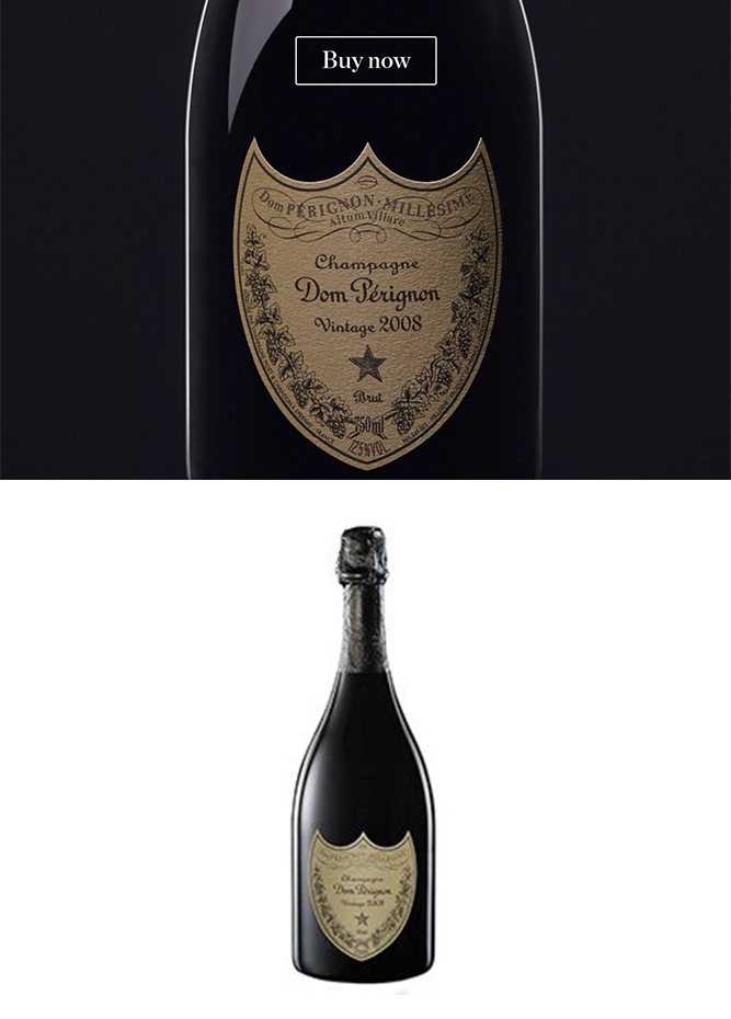 Berry Bros. & Rudd - Just released: 2008 Dom Pérignon