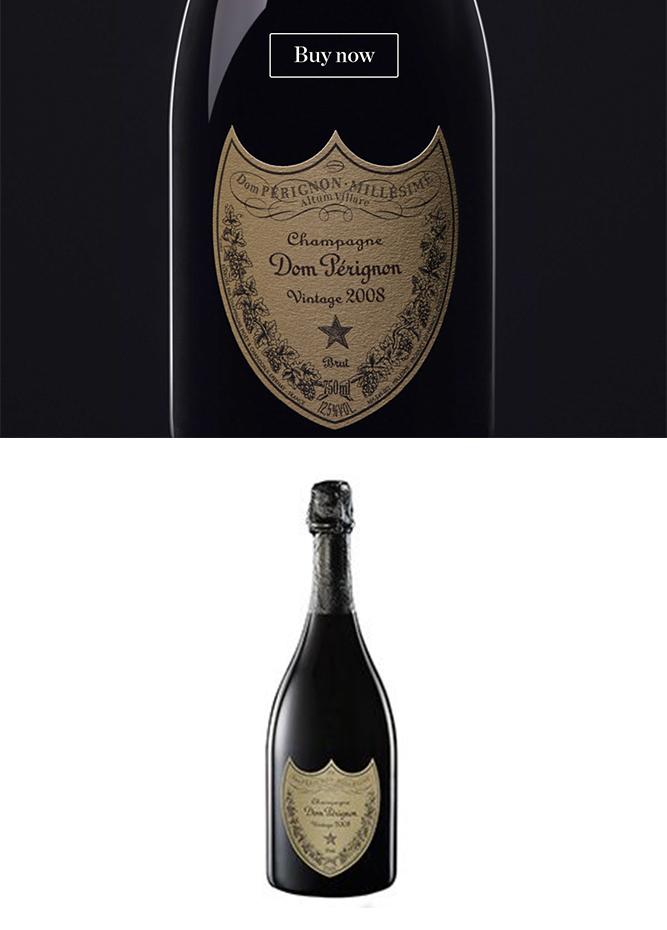 Berry Bros. & Rudd - Just released: 2008 Dom Pérignon