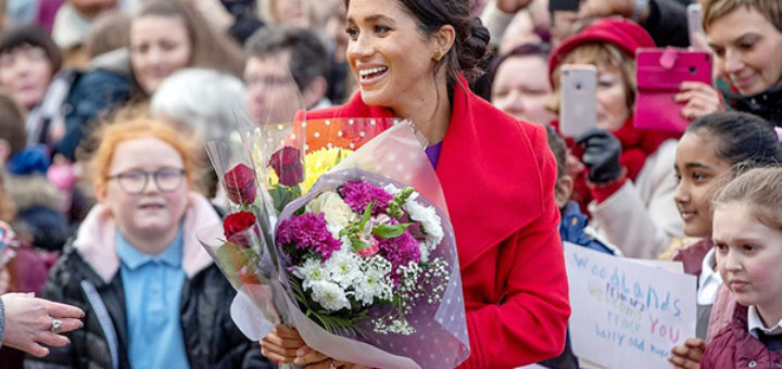 royal watch – meghan's due date, diana's jewelry, and kate's pizza order