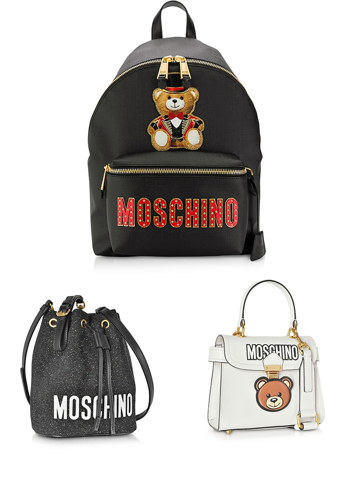 FORZIERI - Mix it up with Moschino