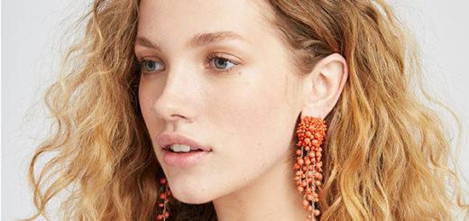 oscar de la renta – have you heard? new statement earrings have arrived