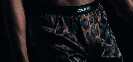 tom ford – slip into silk