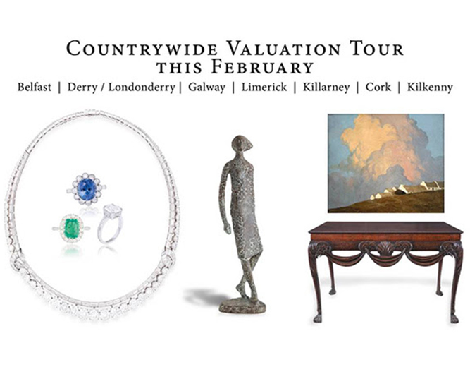Adams - Adam's Countrywide Valuation Tour