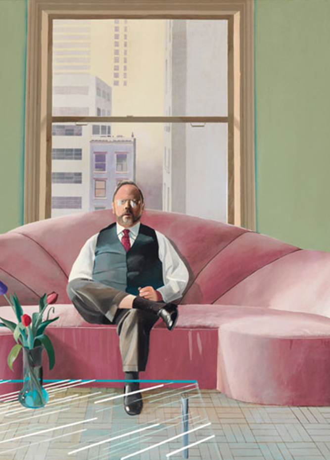 Christie's - Henry Geldzahler and Christopher Scott (1969) — A watershed moment for David Hockney