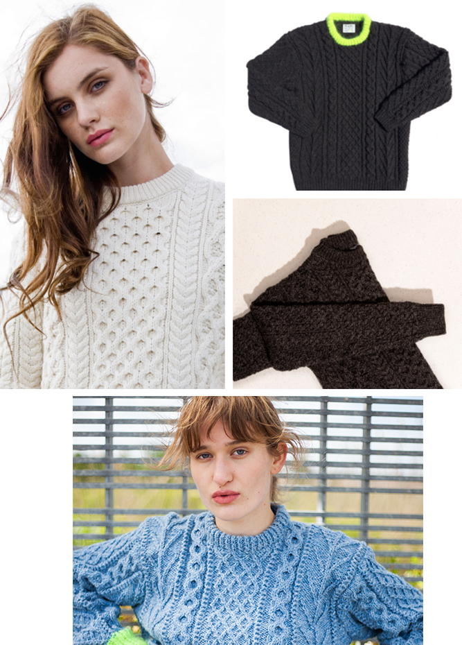 Showcase Ireland - Irish Knitwear: Heritage and High Fashion at Showcase 2019