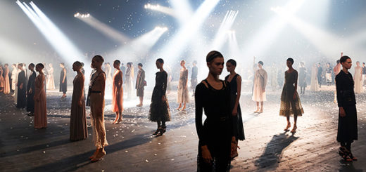 dior – the art of movement- spring-summer 2019