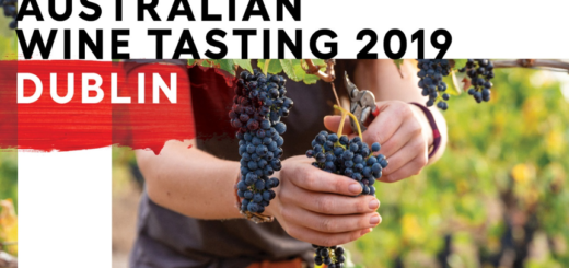 australian wine tasting 2019 in dublin