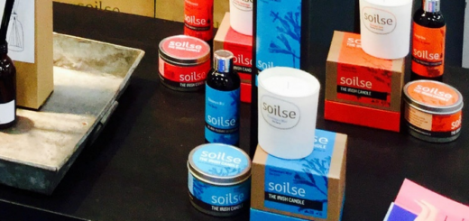 soilse the irish candles at showcase ireland