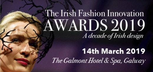 Goldenegg Productions Ltd - Save the Date 2019 Irish Fashion Innovation Awards