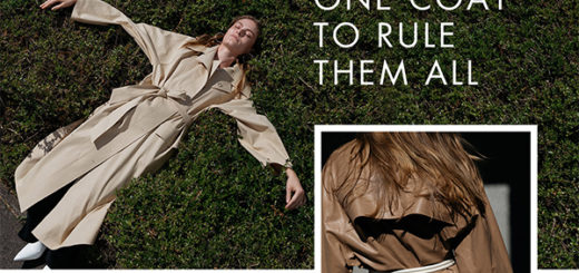 Harvey Nichols - The coat that's taking over wardrobes