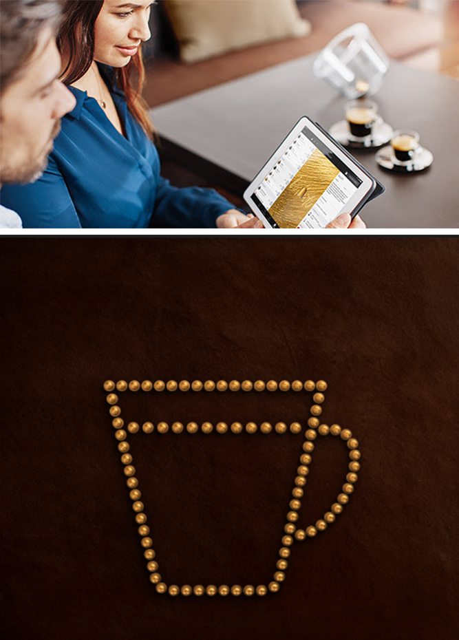 Nespresso - Download the Nespresso App today