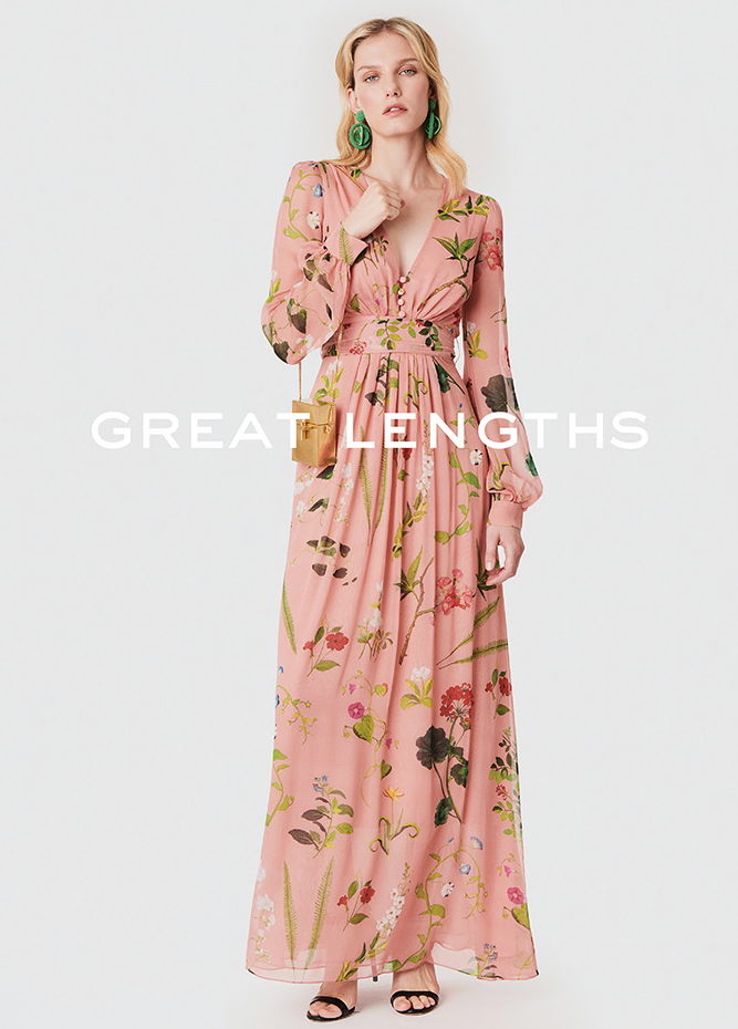 Oscar de la Renta - Great Lengths
