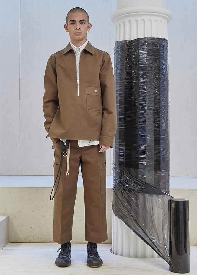 3.1 Phillip Lim - Introducing Men's Fall 2019 Collection
