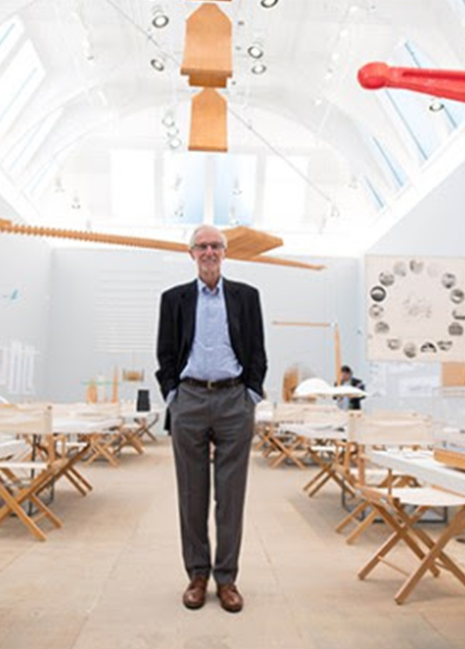 Royal Academy of Arts - Renzo Piano- The Art of Making Buildings