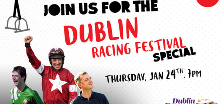 leopardstown racecourse – 2 weeks until dublin racing festival – giveaways and exciting news inside!
