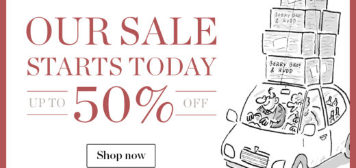 Berry Bros. & Rudd - Our Sale starts today: up to 50% off