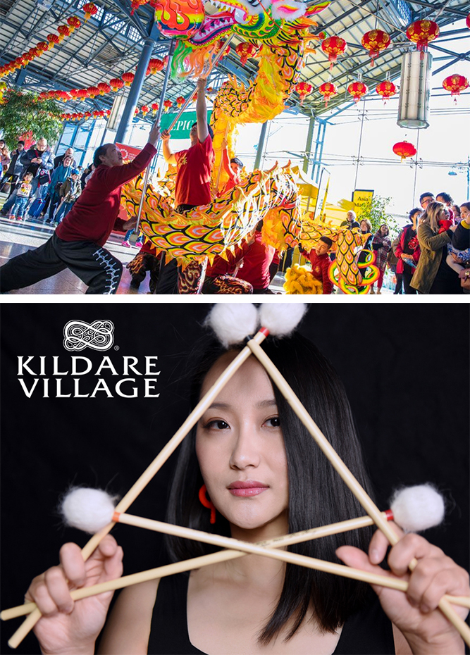 Dublin Chinese New Year Festival - DCNYF 2019 programme now live!