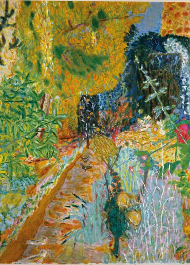 Monica Thomas, Tate Members - Discover Pierre Bonnard this January