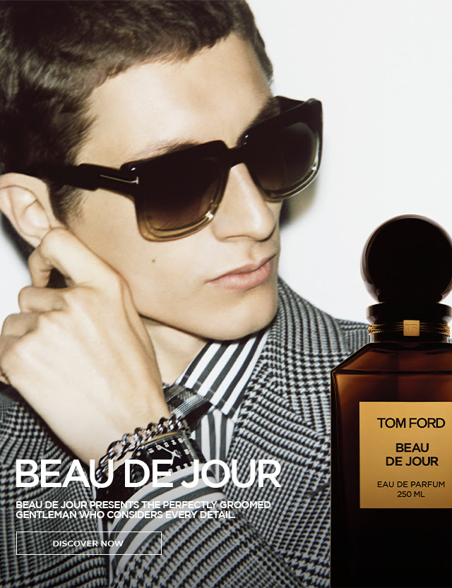 TOM FORD - INTRODUCING BEAU DE JOUR