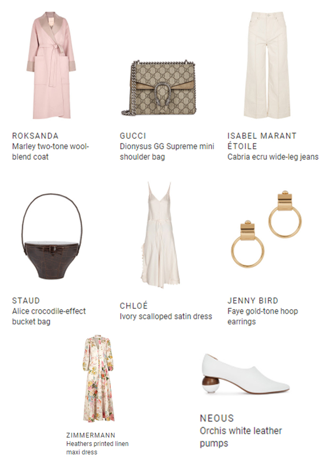 Harvey Nichols - New in - Roksanda, Zimmermann, Isabel Marant Étoile and more