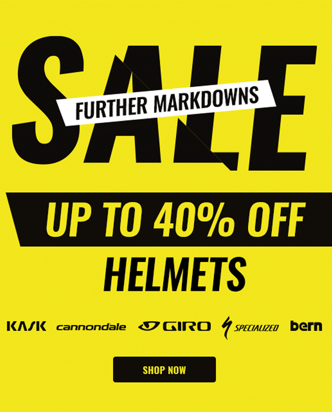 Cycle Surgery - SALE - Up to 40% off Helmets