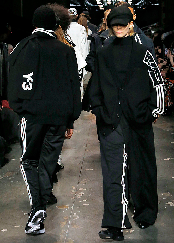 Y-3 Online Store - Y-3 F/W19 Show - Watch the film