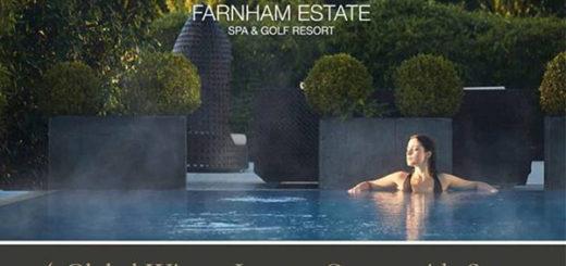 farnham estate spa & golf resort – spring offer including resort credit!