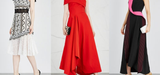 Harvey Nichols - Eveningwear to shine in