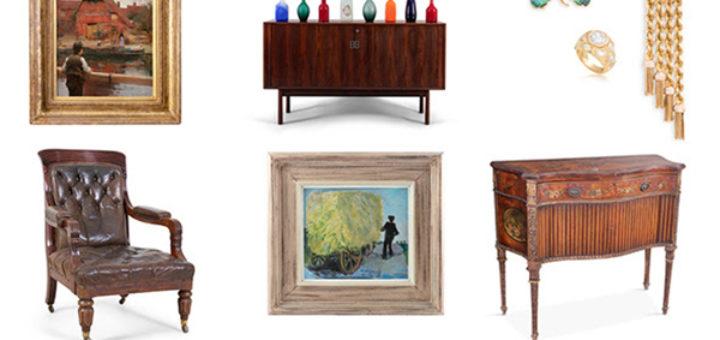 Adams - Adam's Spring Auction Series - Save the dates!