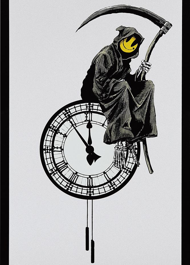 artnet Auctions - The best of Banksy