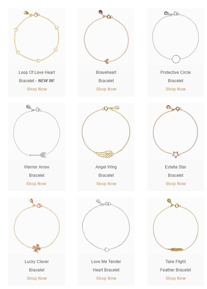 Phoebe Coleman Jewellery - Build your own story of love, strength and adventure