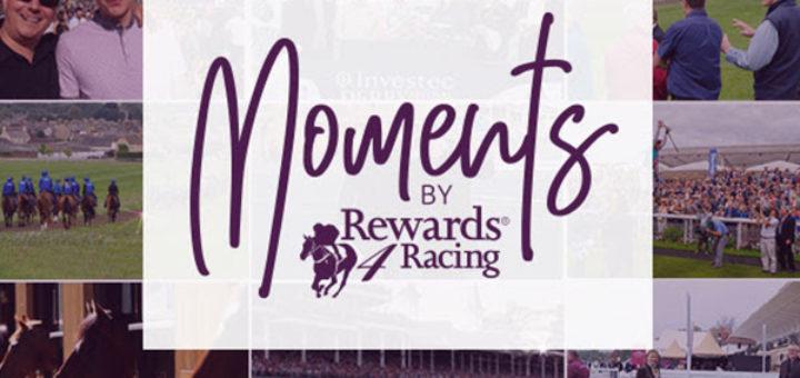 Olivia at Rewards4Racing - Introducing Moments by Rewards4Racing...