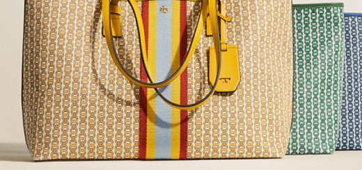 Tory Burch - The new Gemini Link Tote