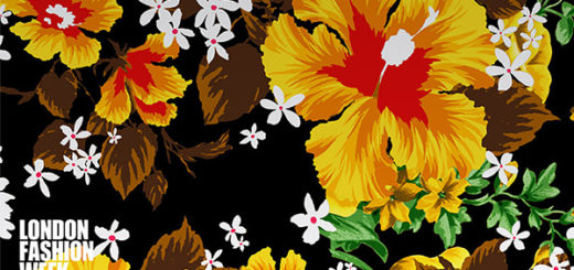 london fashion week festival- richard quinn designs tote bag exclusive to lfw: insiders
