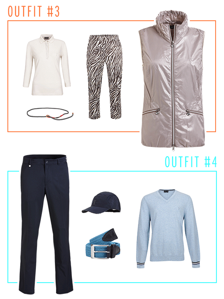 GOLFINO News - Combine your perfect outfit