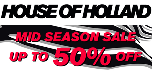 House of Holland - MORE SALE ITEMS ADDED!