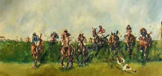 morgan o'driscoll – last chance to bid! – irish art online auction ends tonight between 6.30pm & 9.30pm