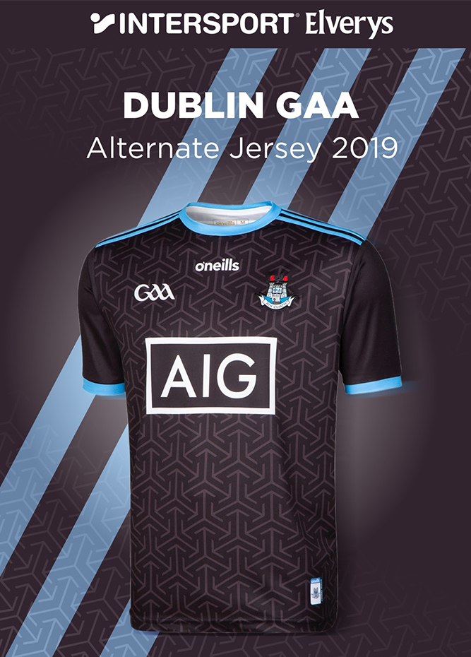Intersport Elverys - Shop the new Dublin GAA Alternate Jersey!
