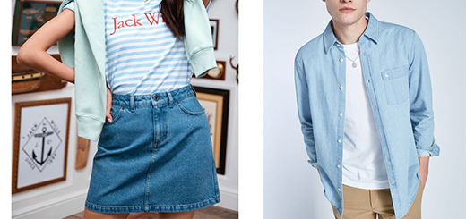 Jack Wills - How do you like your denim ?