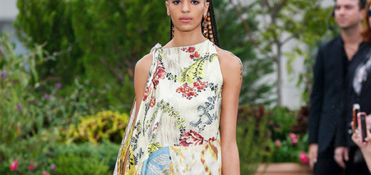 Oscar de la Renta - We're Detecting a Pattern