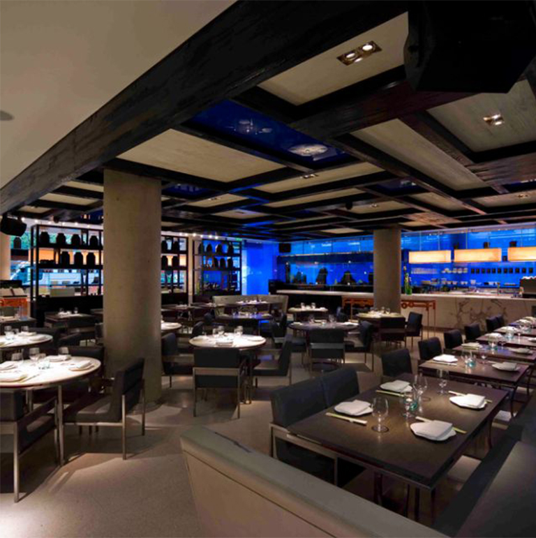 OpenTable - Yauatcha Soho: Tasting menu & cocktail £38