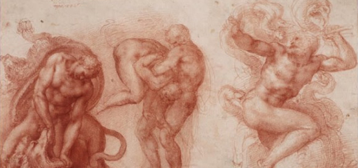 Royal Academy of Arts - Michelangelo's rarely-seen drawings