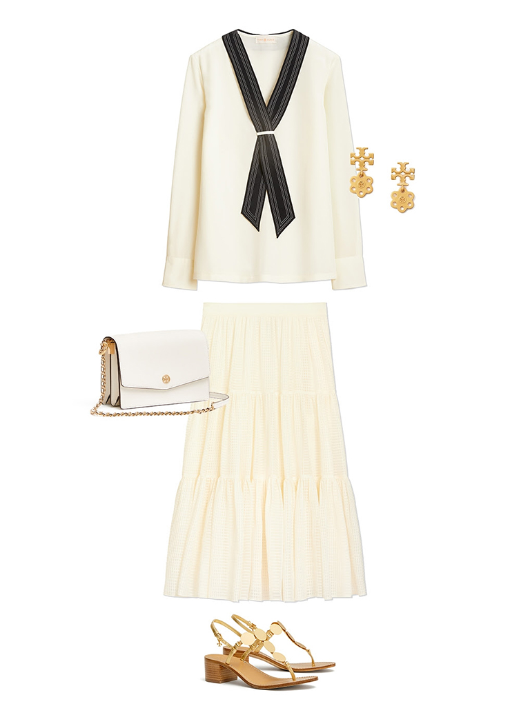 Tory Burch - The spring party edit